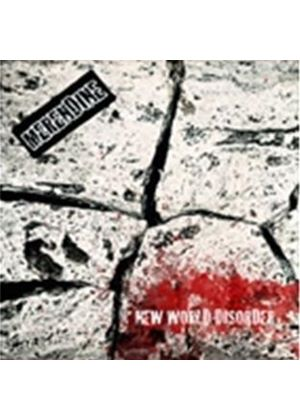 Merendine - New World Disorder (Music CD)