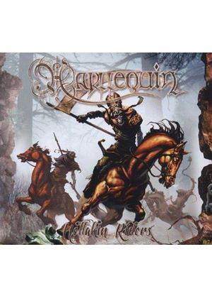 Harllequin - Hellakin Riders (Music CD)