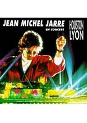 Jean Michel Jarre - Concerto Houston/Lyon (Music CD)