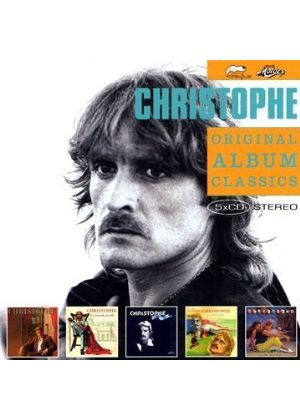 Christophe - Original Album Classics (Music CD)