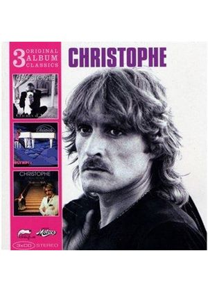 Christophe - 3 Original Album Classics (Music CD)