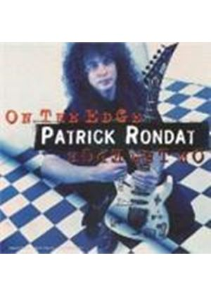 Patrick Rondat - On The Edge (Music CD)