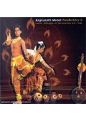 Raghunath Manet - Pondichery Vol.2 (Music CD)
