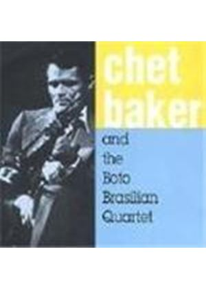 Chet Baker/Boto Brazilian Quartet (The) - Chet Baker & The Boto Brazilian Quartet