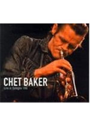 Chet Baker - Live In Bologna 1985 (Music CD)