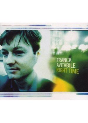 Franck Avitabile - Right Time (Music CD)