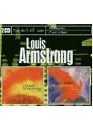 Louis Armstrong - Fireworks/CEst Si Bon (Music CD)