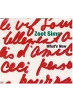 Zoot Sims - Whats New (Music CD)