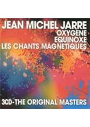 Jean-Michel Jarre - Oxygene/Equinoxe/Magnetic Fields (Music CD)