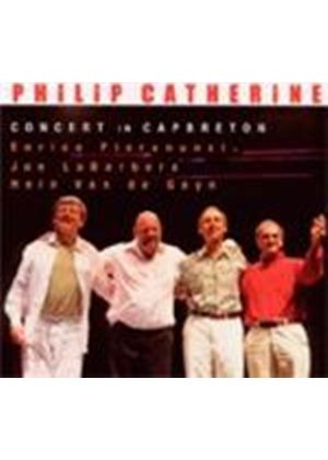 Philip Catherine - Live In Capbreton (Music CD)