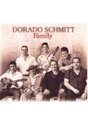 Dorado Schmitt - Family (Music CD)