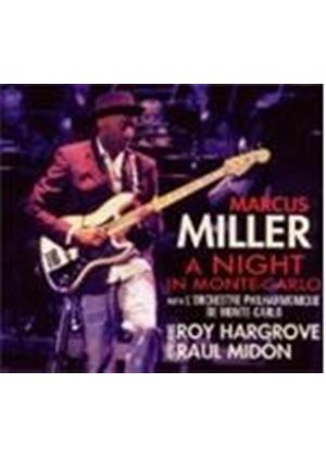 Marcus Miller - Night In Monte Carlo, A (Music CD)