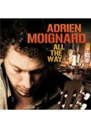Adrien Moignard - All The Way (Music CD)
