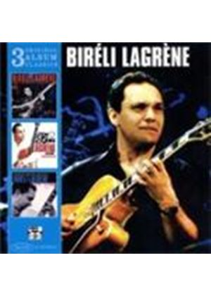 Bireli Lagrene - Live In Marciac/To Bi Or Not To Bi/Blue Eyes (Music CD)