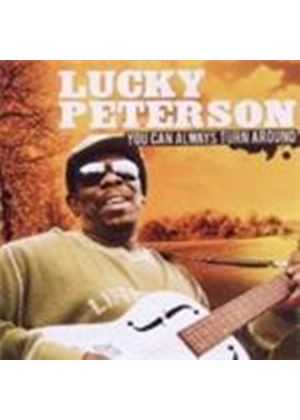 Lucky Peterson - You Can Always Turn Around (Music CD)