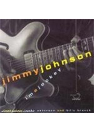 Jimmy Johnson - I'm A Jockey (Music CD)