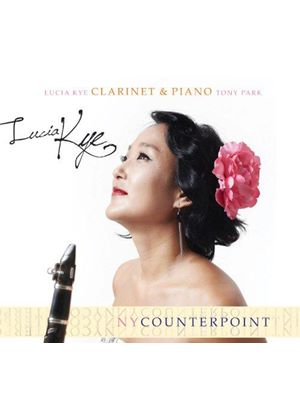 NY Counterpoint (Music CD)