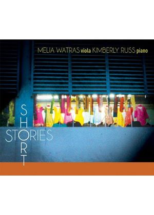 Short Stories (Music CD)