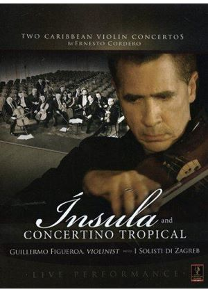Cordero: Insula; C Tropical (Music CD)