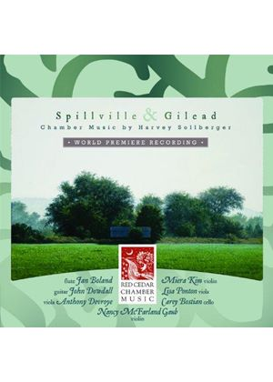 Sollberger: Spillville; Gilead (Music CD)