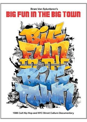 Various Artists - Big Fun In The Big Town (+DVD)