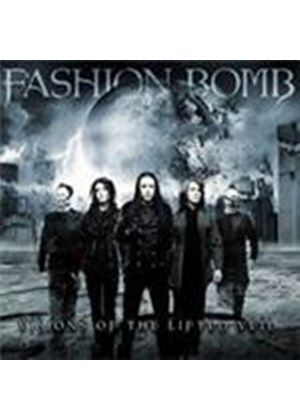 Fashion Bomb - Visions Of The Lifted Veil (Music CD)