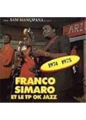 Franco Simaro - Blues In The Backyard