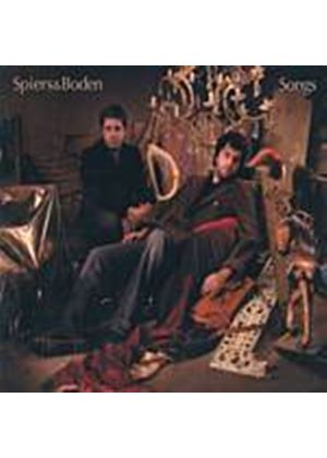Spiers And Boden - Songs (Music CD)