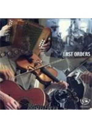 Last Orders - Last Orders (Music CD)