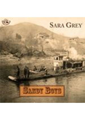 Sara Grey - Sandy Boys (Music CD)