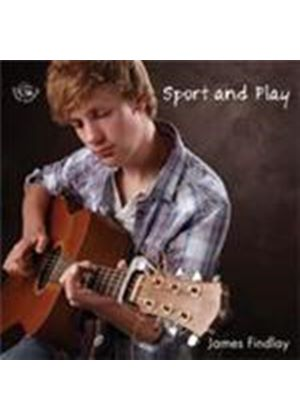 Jamie Findlay - Sport And Play (Music CD)