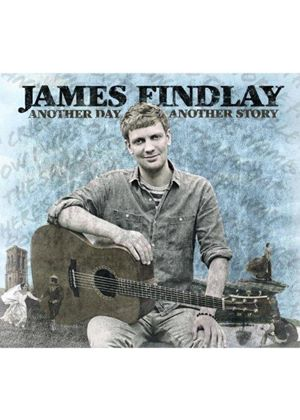 James Findlay - Another Day Another Story (Music CD)