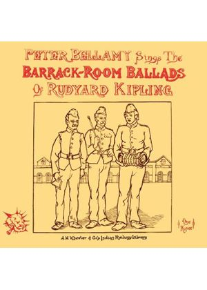 Peter Bellamy - Peter Bellamy Sings the Barrack-Room Ballads of Rudyard Kipling (Music CD)