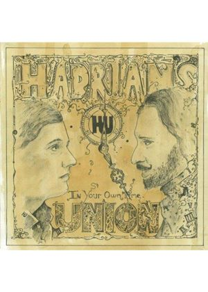 Hadrian's Union - In Your Own Time (Music CD)