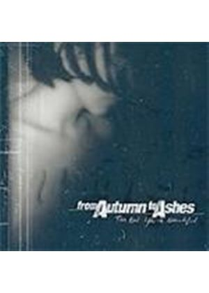 From Autumn To Ashes - Too Bad Youre Beautiful demo (Music Cd)