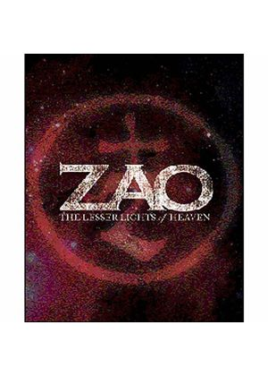 Zao - The Lesser Lights Of Heaven [Double Deluxe DVD]