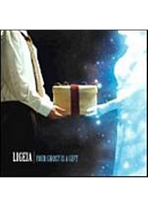 Ligeia - Your Ghost Is A Gift (Music CD)