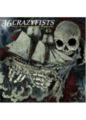 36 Crazyfists - The Tide And Its Takers (Music CD)