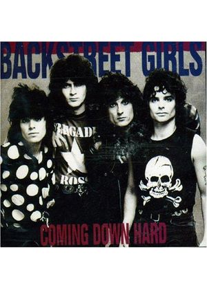 Backstreet Girls - Coming Down Hard (Music Cd)