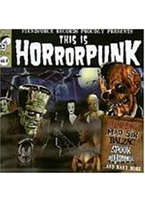 Various Artists - This Is Horrorpunk (Music CD)
