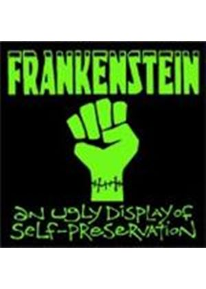 Frankenstein - An Ugly Display Of Self Preser (Music Cd)
