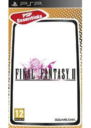 Final Fantasy: 2 - Essentials (PSP)