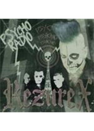 Rezurex - Psycho Radio (Music CD)