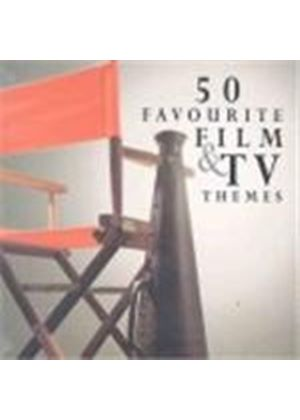 Various Artists - 50 FAVOURITE FILM & TV THEMES   3CD