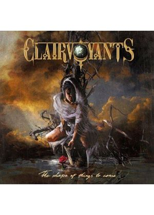 Clairvoyants - Shape of Things to Come (Music CD)