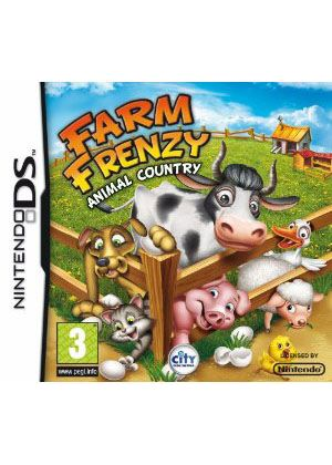 Farm Frenzy - Animal Country (Nintendo DS)