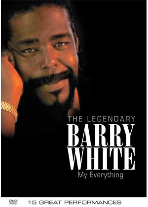 Legendary Barry White In Concert