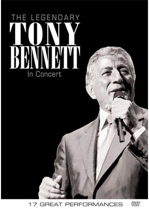 Legendary Tony Bennet In Concert
