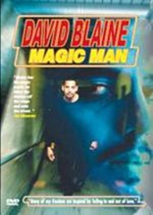 David Blaine - Magic Man