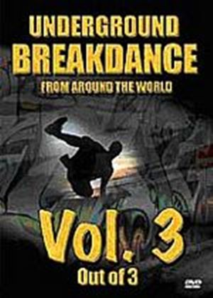 Underground Breakdance Vol.3